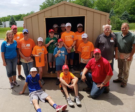 2018 Construction Camp - June