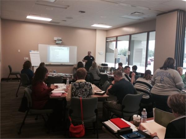 YMHFA Training Held at Warren County ESC